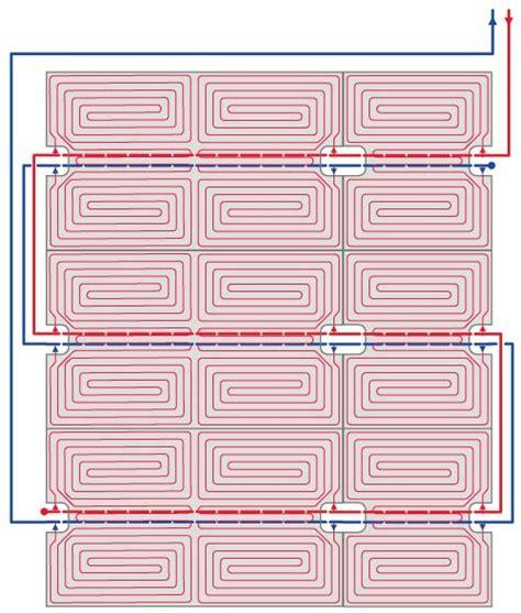impianto riscaldamento a soffitto impianto parete soffitto in cartongesso