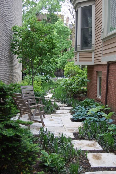 Backyard Ideas Less Grass A Beautiful Less Lawn More Garden Create A