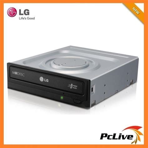 Dvdrw Lg Sata 24x Loosepack new 24x lg dual layer dvd cd burner writer power2go sata for desktop pc ebay