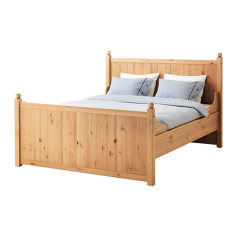 ikea king bed hurdal bed frame king ikea