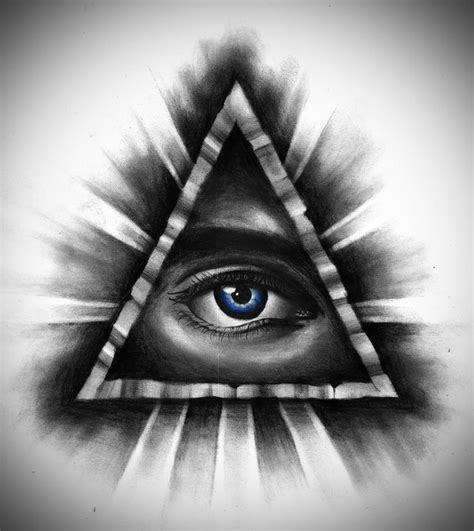all seeing eye tattoo design best 25 all seeing eye ideas on chest