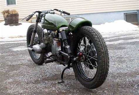 Motorrad Parts 24 T Nisvorst by Ural Cafra Bobber