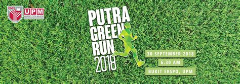 Upm Mba Ranking by Putra Green Run 2018