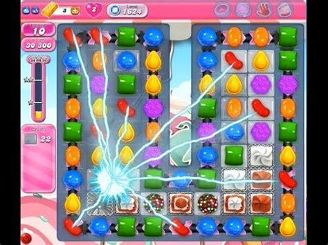 candy crush saga level 1624 no boosters | doovi