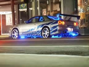 Nissan Skyline 2 Fast 2 Furious Skyline Gt R R34 2 Fast 2 Furious Downloads Car Town