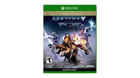 Gift Card King Xbox - buy destiny the taken king legendary edition for xbox one microsoft store