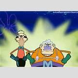 Mermaidman And Barnacle Boy Unite   352 x 250 animatedgif 481kB