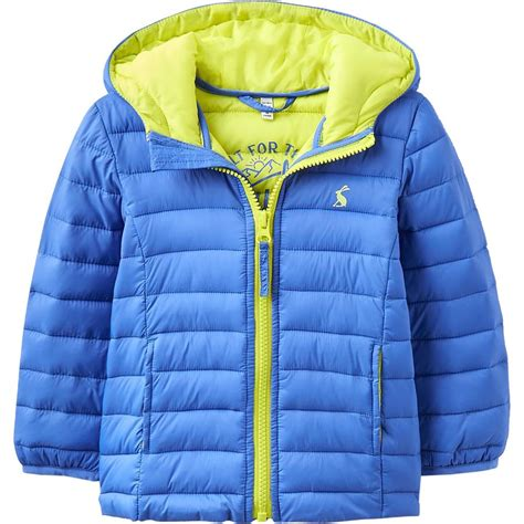 pack away cycling jacket joules cairn padded pack away down jacket boys up to