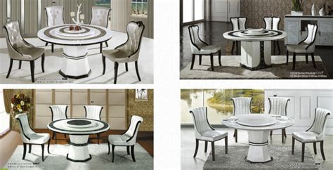 87 dining table rotating centerpiece india medium