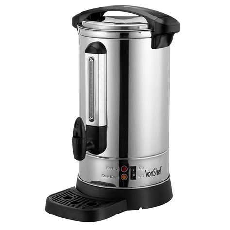 Cyprus Tea Coffee Maker Water Boiler 20 Ltr Pemanas Air Kopi Teh vonshef 20 litre electric coffee and tea urn for 220 240 volts