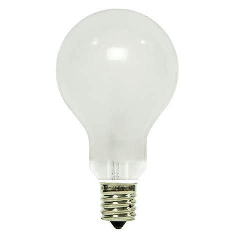 60w ceiling fan bulb intermediate base