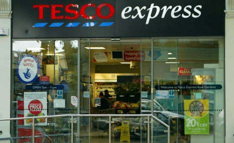 Tescos New Ff Range Just Gets Better by Tesco Shrugs Its Weakest Sales Growth In A Generation