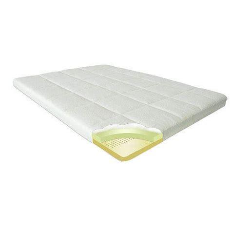 therapy memory foam 4 inch pressure relief mattress