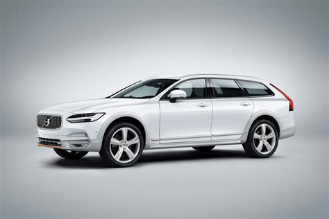 official 2018 volvo v90 cross country volvo race