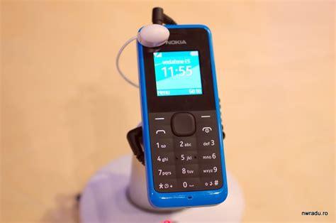 nokia 105 un dumbphone ieftin nwradu