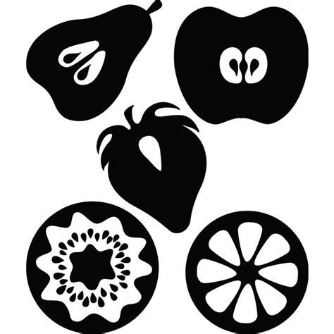 Stickers Citation 1246 by Sticker Fruits Vari 233 S