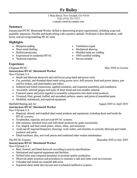 Resume Exles For Construction by Professional Construction Worker Resume Sle