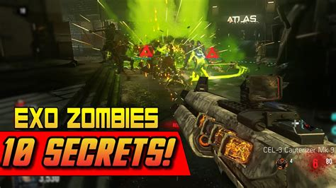 exo zombies easter egg 10 quot exo zombies quot secrets easter eggs dogs upgrades
