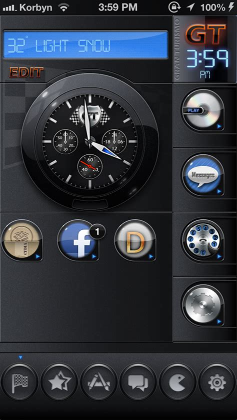 iphone 6 dreamboard themes modi5 gt 5 dreamboard iphone 5 theme