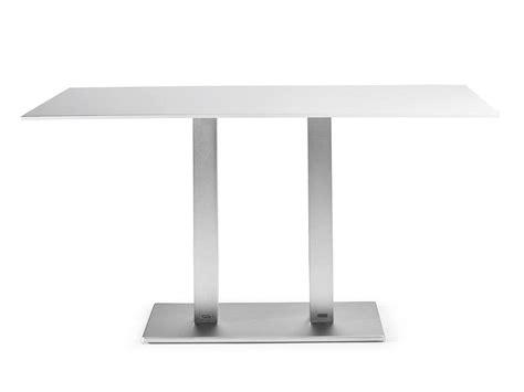 base tavolo base doppia per tavolo bar adatta anche per esterni