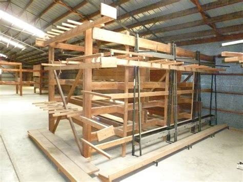 large lumber racking for 4x8 sheets or shelving