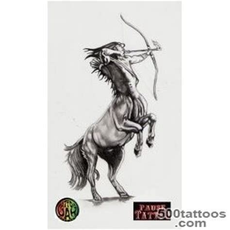centaur tattoo designs centaur designs ideas meanings images