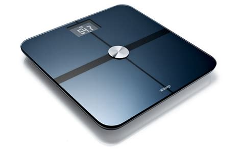 Bathroom Scales Iphone App Iphone Connected Weighing Scale For Your Idiet Wired