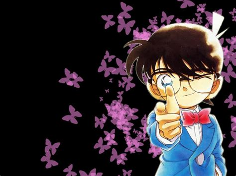 wallpaper animasi detektif conan detective conan wallpapers wallpaper cave
