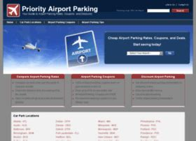 discount coupons airport parking boston