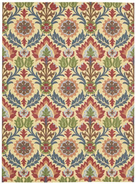 waverly area rugs nourison nourison waverly global awakening wga03 spice area rug 95724
