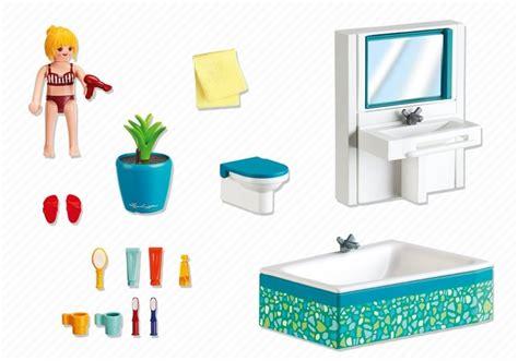 Badezimmer Playmobil by Playmobil Set 5577 Modernes Badezimmer Klickypedia