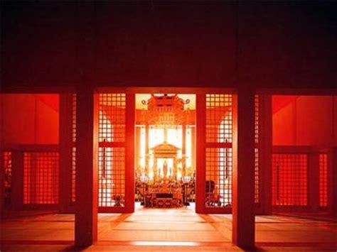 water temple japan  tadao ando interiors  color