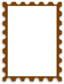 blank postage stamp clip art at clker com vector clip