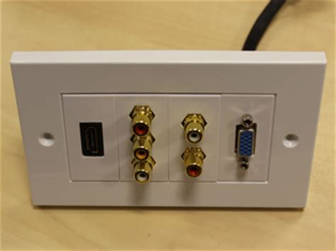 Faceplate Hdmi Rj45 By Subway modular faceplates wall plate outlets multi media hdmi svg