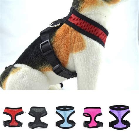 aliexpress buy pet puppy mesh cloth harness 5