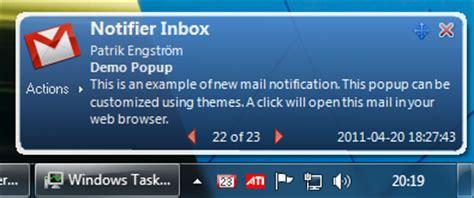best gmail notifier gmail notifier pro 5 3 4 free software reviews
