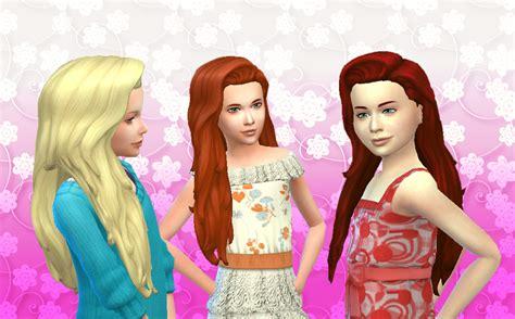 sims 4 cc for kids hair mystufforigin liberty hair for girls sims 4 hairs sims