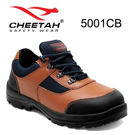 Sepatu Safety Cheetah 7106h Jual Sepatu Safety Shoes Cheetah 5001cb Sim Brothers Safety