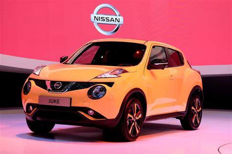 geneva europe gets the 2015 nissan juke the fast