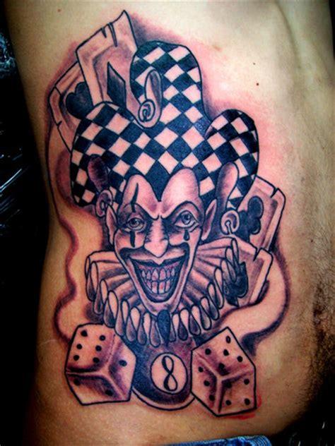 si鑒e social d馭inition curinga tatuagens e seus significados joker tattoos