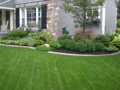 oak landscaping landscape edging ideas 545 lawn care inc