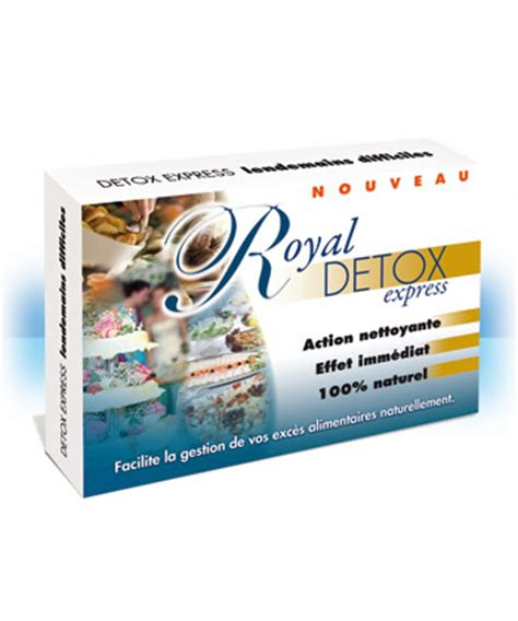 Royal Detox by Complement Guide D Achat