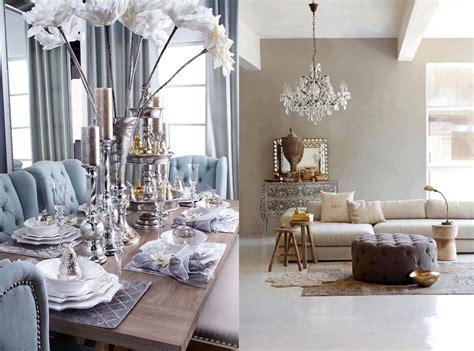 neutral metallics interior design trends  home decor