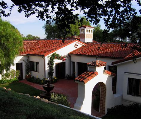 santa barbara style house plans spanish colonial style house home design and style