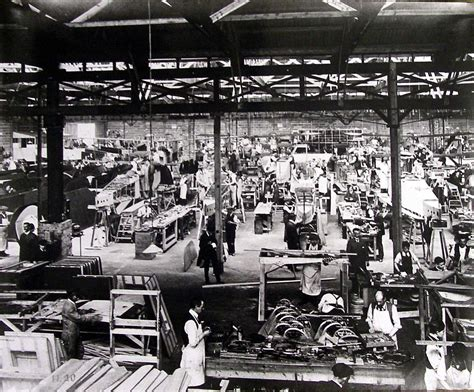 german u boat factory london furniture factory waring gillow built planes