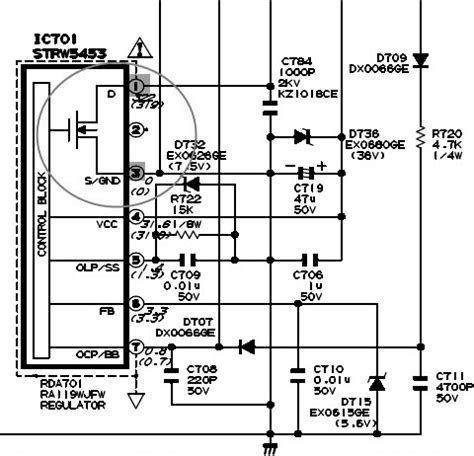 transistor w10nk80z strw5453a datasheet archives datasheetcafe