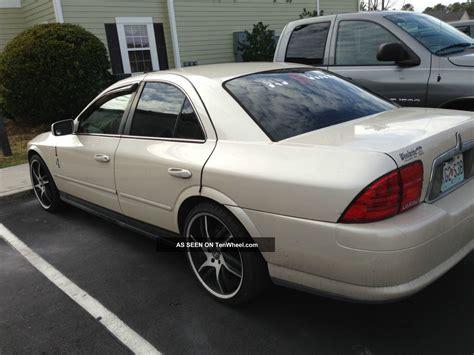 lincoln ls rims 2000 lincoln ls v6 20 quot rims and tires