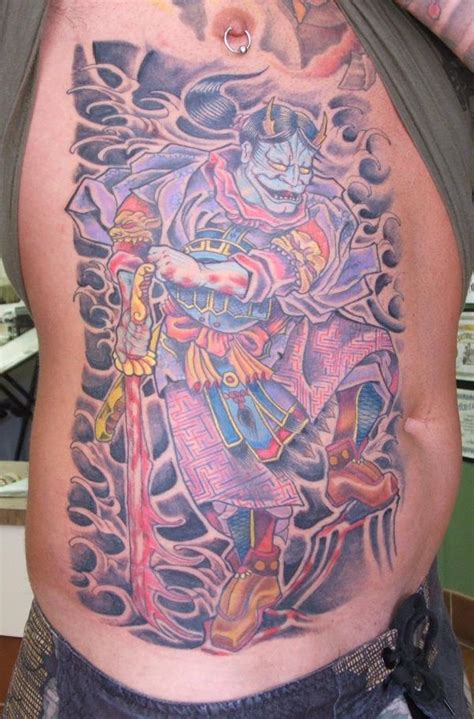 akuma tattoo akuma samurai rites of passage