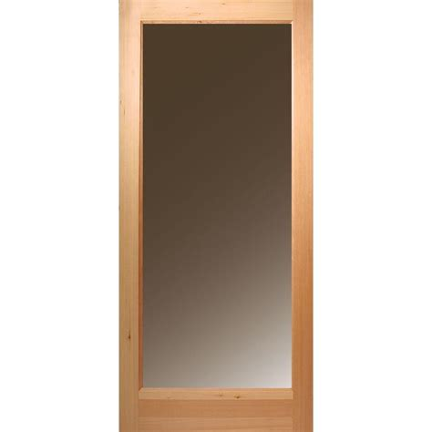wandschrank 80 x 80 masonite 36 in x 80 in lite unfinished fir front