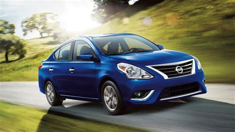 nissan sedan 2018 versa subcompact sedan nissan usa